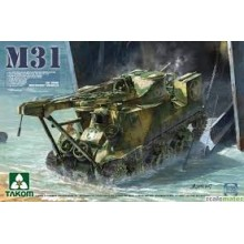 1:35 M31 US TANK RECOVERY VEHICLE