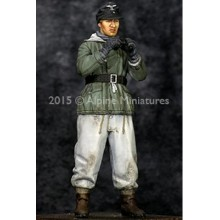 1/35 SS Panzer Crew Winter