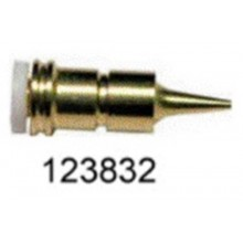 nozzle 0.4mm, with seal for airbrushes EVOLUTION, INFINITY + GRAFO
