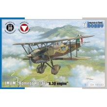1:48 IMAM (Romeo) Ro.37 'A30 engine'