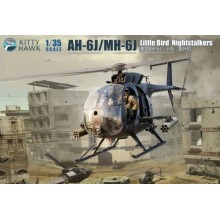 1:35 AH-6J/MH-6J Little Bird Nightstalkers