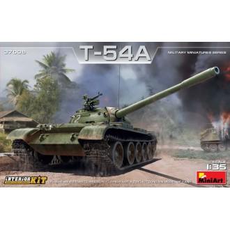 1:35 T-54-1 SOVIET MEDIUM TANK. Interior kit