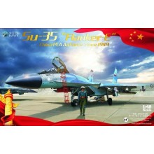 1:48 SU-35 FLANKER-E CHINA PLA AIR FORCE SINCE 1949