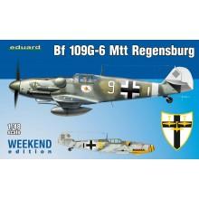BF 109G-6 MTT ROSENSBURG 1:48