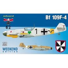 BF 109 F-4 1:48