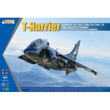 1:48 T-Harrier Harrier T2/T2A/T2N/T4/T4M/T8 Two Seater Trainer
