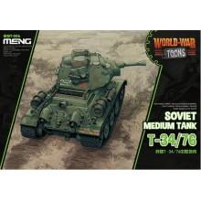 SOVIET MEDIUM TANK T-34/76 CARTOON