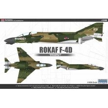 1:48 F-4D PHANTOM ROKAF