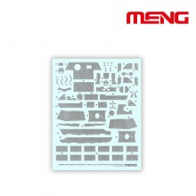1:35 DECAL TYPE 1 – GERMAN MEDIUM TANK SD.KFZ.171 PANTHER AUSF.A LATE