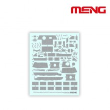 1:35 DECAL TYPE 3 – GERMAN MEDIUM TANK SD.KFZ.171 PANTHER AUSF.A LATE
