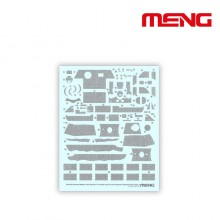 1:35 DECAL TYPE 4 – GERMAN MEDIUM TANK SD.KFZ.171 PANTHER AUSF.A LATE