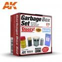 1:24 GARBAGE BOX SET