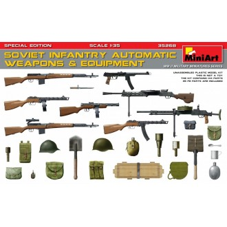 Soviet Infantry Weapons and Equiment