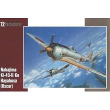 Nakajima Ki-43-II Ko Hayabusa