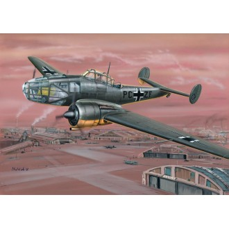 1/72 Koolhoven FK-51 'Spanish version'