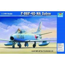 F-86F-40 NA 'Sabre'