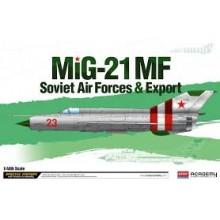 1:48 MiG-21 SOVIET AIR FORCE & EXPORT Lim. Ed.