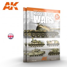 MIDDLE EAST WARS 1948-1973 VOL.1 PROFILE GUIDE (English Ed.)