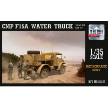 1:35 CMP F15A Water Truck 15cwt 4x4 Cab 13