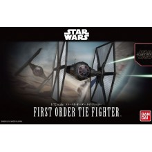 1/72 FIRST ORDER TIE FIGHTER (EPISODE VII)