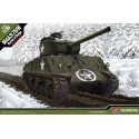 1:35 M4A3 76mm US ARMY 'BATTLE OF THE BULGE'