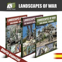 Landscapes of War. Vol 1, 2 y 3