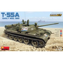 1:35 T-55A EARLY Mod. 1965. INTERIOR KIT