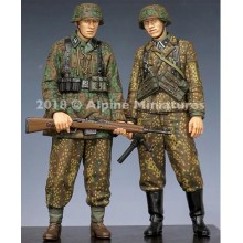 1/35 WSS Grenadiers 44-45 Set - 2 figs