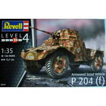 ARMOURED SCOUT VEHICLE P 204 (F) 1:35