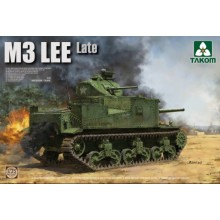 1:35 US Medium Tank M3 Lee Late