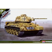 1:35 T-34 747(r) GERMAN VERSION