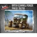 1:35 British Scammell Pioneer Tractor TRMU30