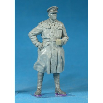 1/35 Officer 1st FJ Div in Italy