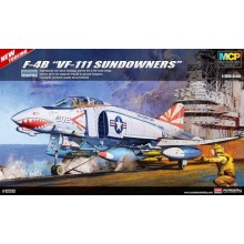 1:48 F-4B Phantom II 'VF-111 Sundowners'