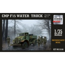 1:35 CMP F15 Ford Water truck Cab 11, 4x2