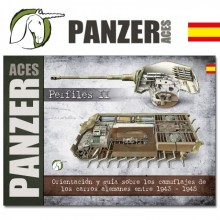 Panzer Aces Profiles 2 (Spanish Ed.)