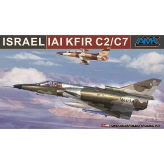 1/48 IAI Kfir C2/C7