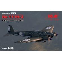 1:48 He 111H-3