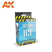 Resin Ice 2 components 180ML