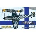 Mersu / Bf 109G in Finland Dual Combo 1/48