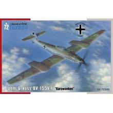 Blohm & Voss BV 155V-1 1/72