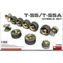 1:35 T-55/T-55A WHEELS SET