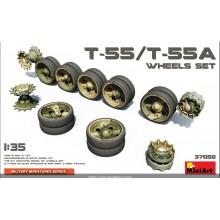 1:35 T-55/T-55A WHEELS SET