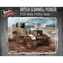 1:35 Scammell  Pioneer R100 Heavy Artillery Tractor
