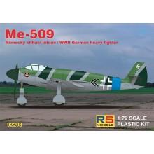 1:72 Messerschmitt Me-509