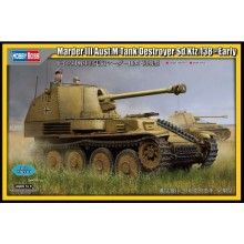 Marder III Ausf.M Tank Destroyer Sd.Kfz. 138-Early 1:35