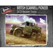 1:35 Scammell Pioneer SV/2S recovery tractor