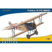 Fokker D. VII MAG 1/48