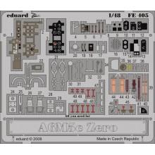 A6M5c Zero S. A. 1/48