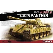 1:35 German Medium Tank Sd.Kfz.171 Panther Ausf.D
